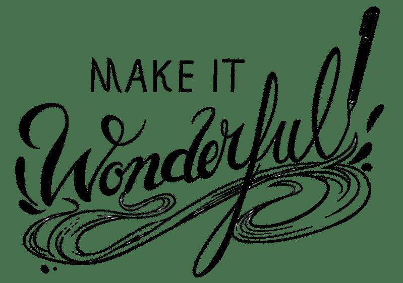 Logo wonderful